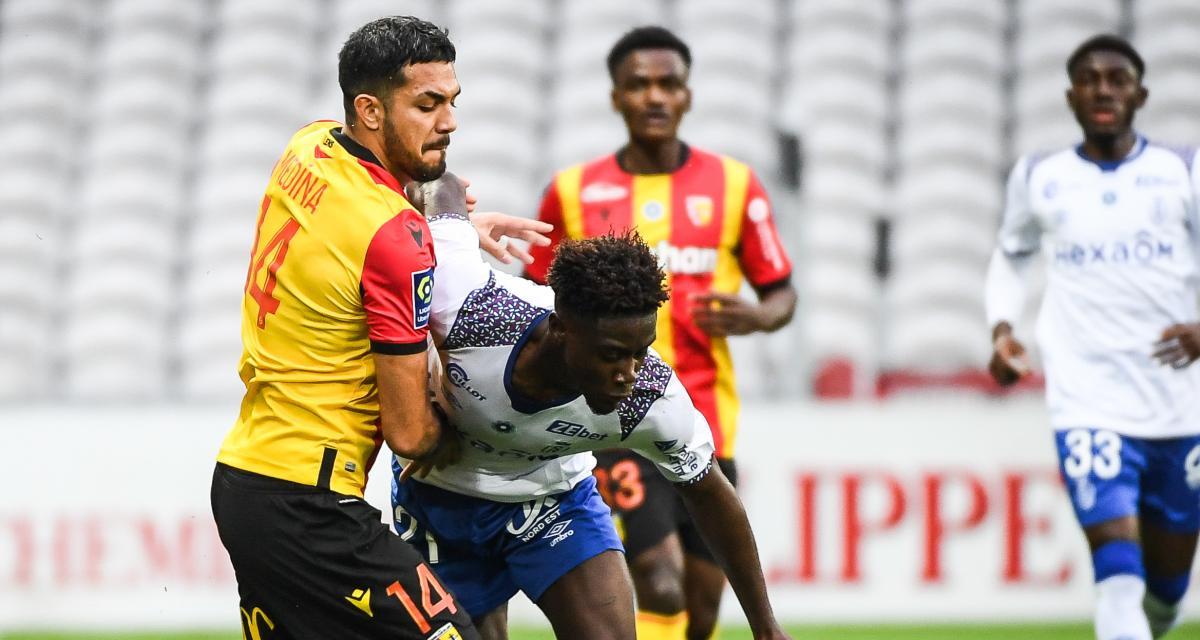 RC Lens – Stade de Reims (4-4): Haise explique les coups de mou de ses cadres défensifs