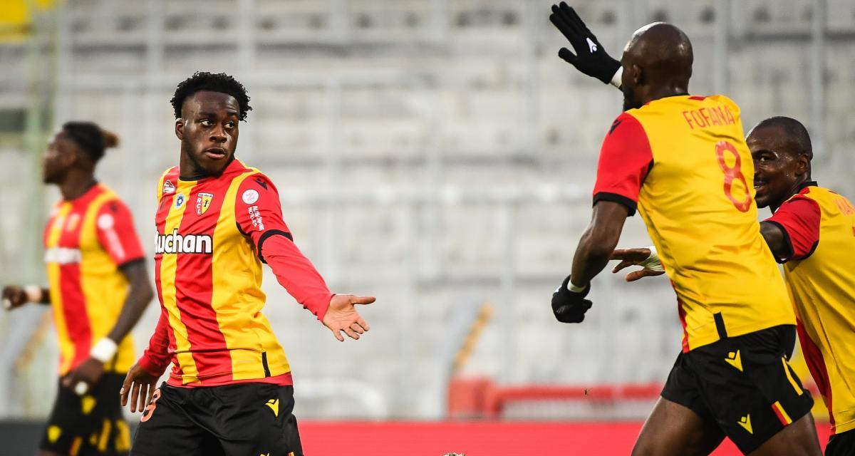 RC Lens : le grand jour est enfin arrivé pour Fofana, Ganago va beaucoup mieux !