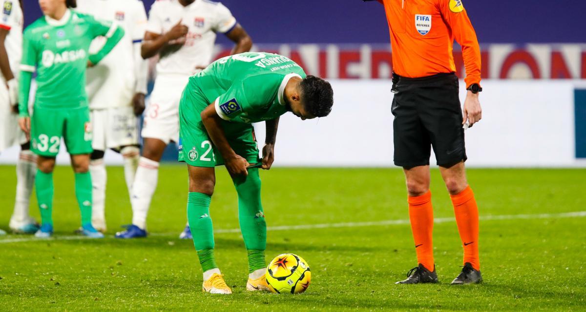 OL – ASSE : la revanche convaincante de Bouanga après la désillusion du derby