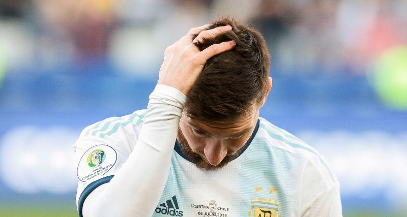 FC Barcelone : agression, VAR, penalty... Messi pète les plombs avec l'Argentine !