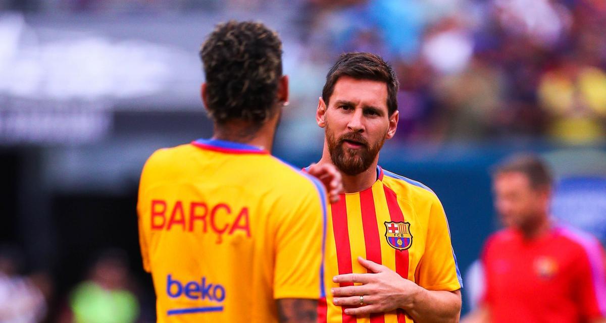 FC Barcelone, PSG – Mercato : les chances de prolonger Messi détruites à cause de Neymar ?