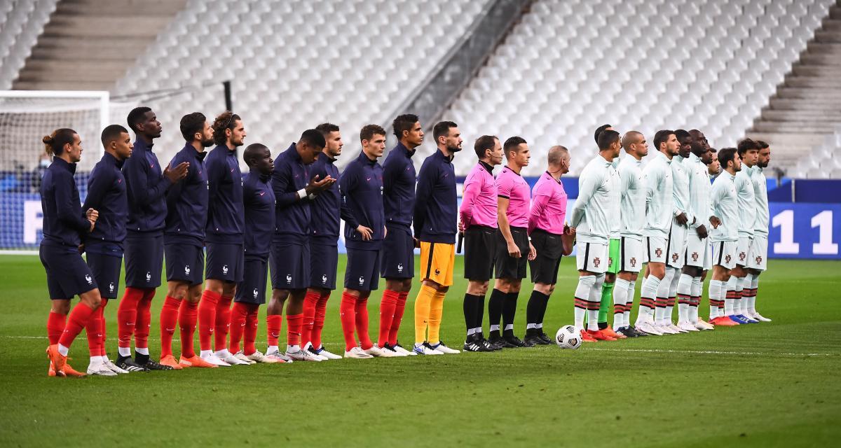 Portugal – France: à quelle heure et sur quelle chaîne voir le match?