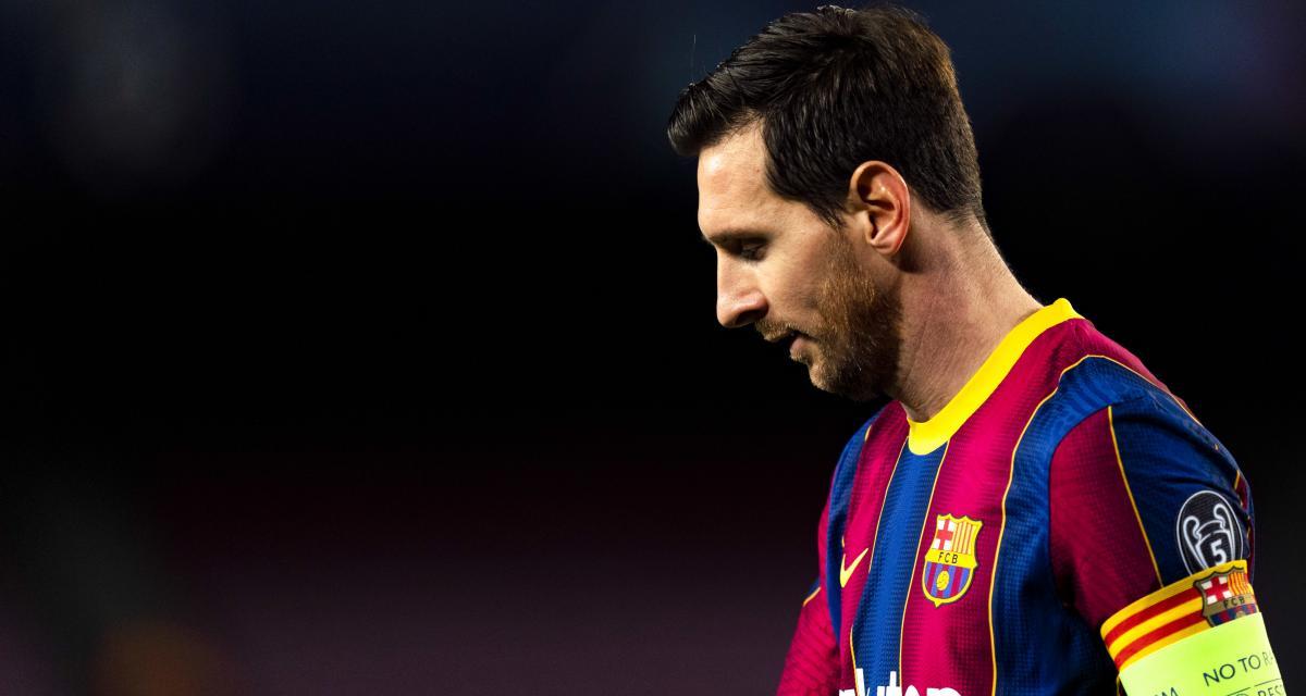 FC Barcelone – Mercato: le départ de Messi pourrait provoquer un autre cataclysme