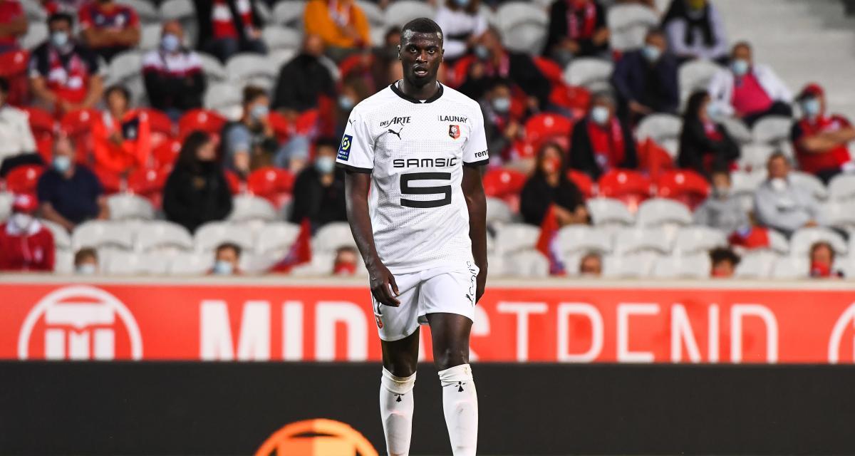 Stade Rennais, ASSE: M'Baye Niang sort enfin de la cave!