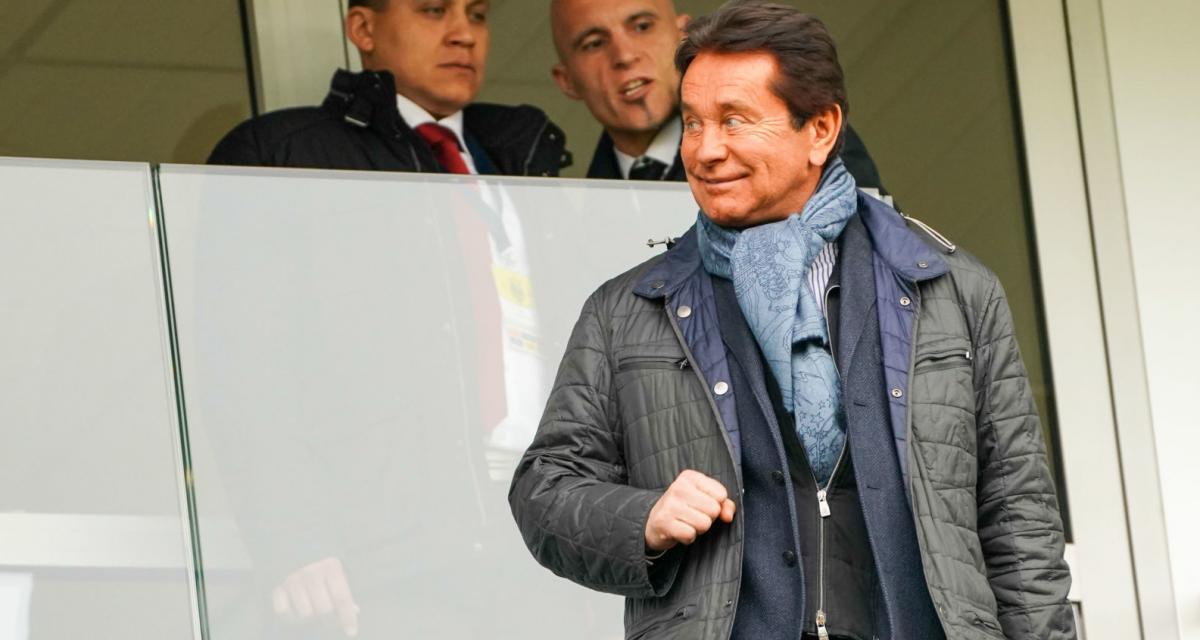 FC Nantes: Waldemar Kita valide un pari vieux de dix ans