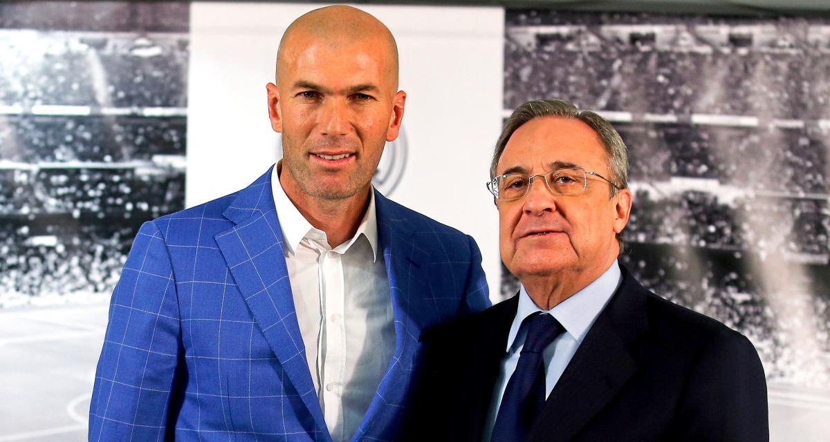 Real Madrid - Mercato : avant Mbappé, Pérez va régler un dossier essentiel pour Zidane