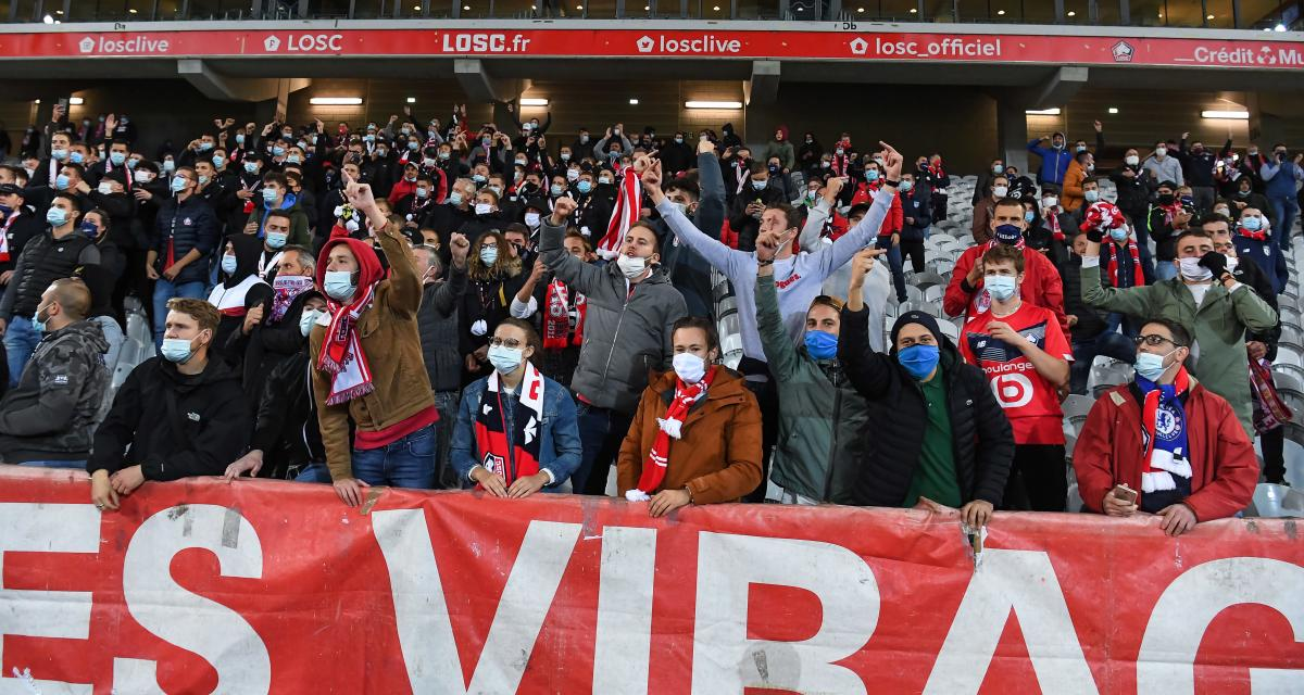 LOSC : les Dogues concurrents du PSG ? Les supporters répondent