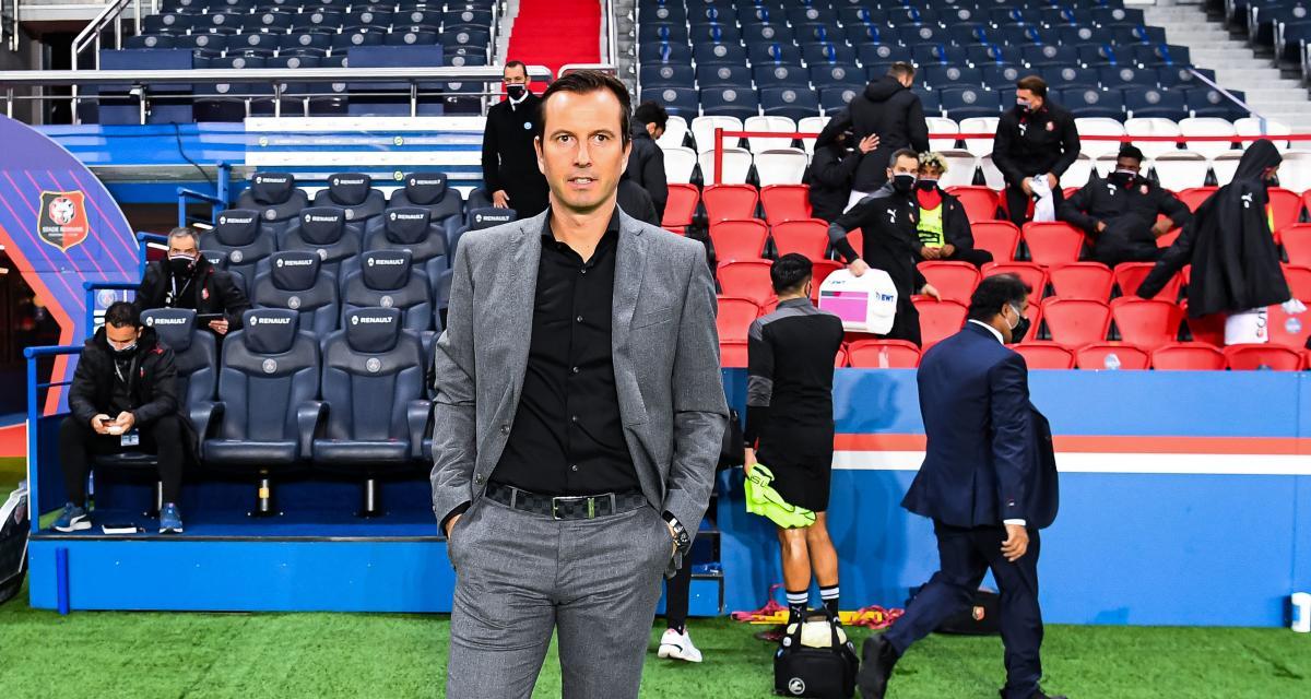 Stade Rennais : Julien Stéphan profite de la trêve... pour serrer la vis !