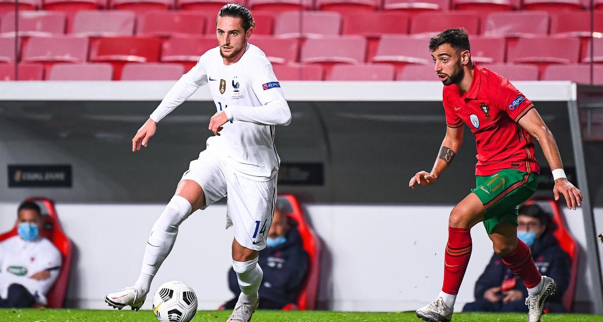 PSG, Juventus : Adrien Rabiot colle un tacle discret mais saignant à Paris !