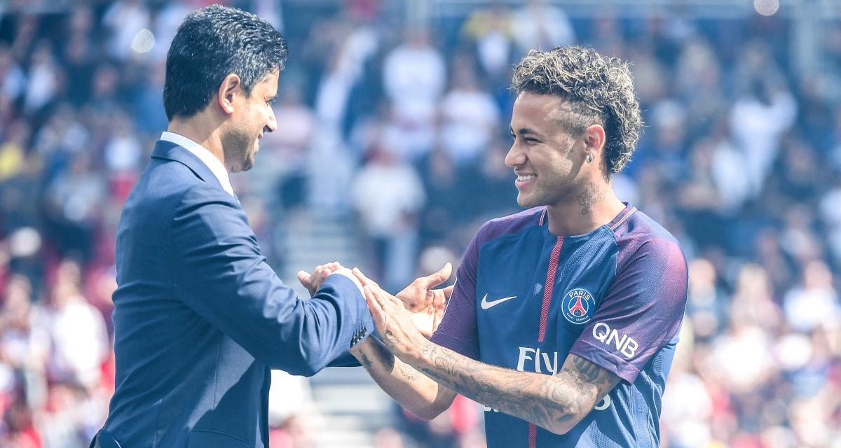 PSG : le pourfendeur de QSI se moque du recrutement de Neymar
