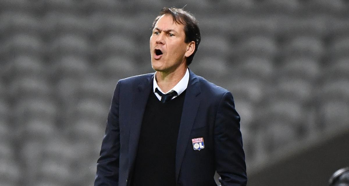 OL : Rudi Garcia aurait fait une concession à un remplaçant