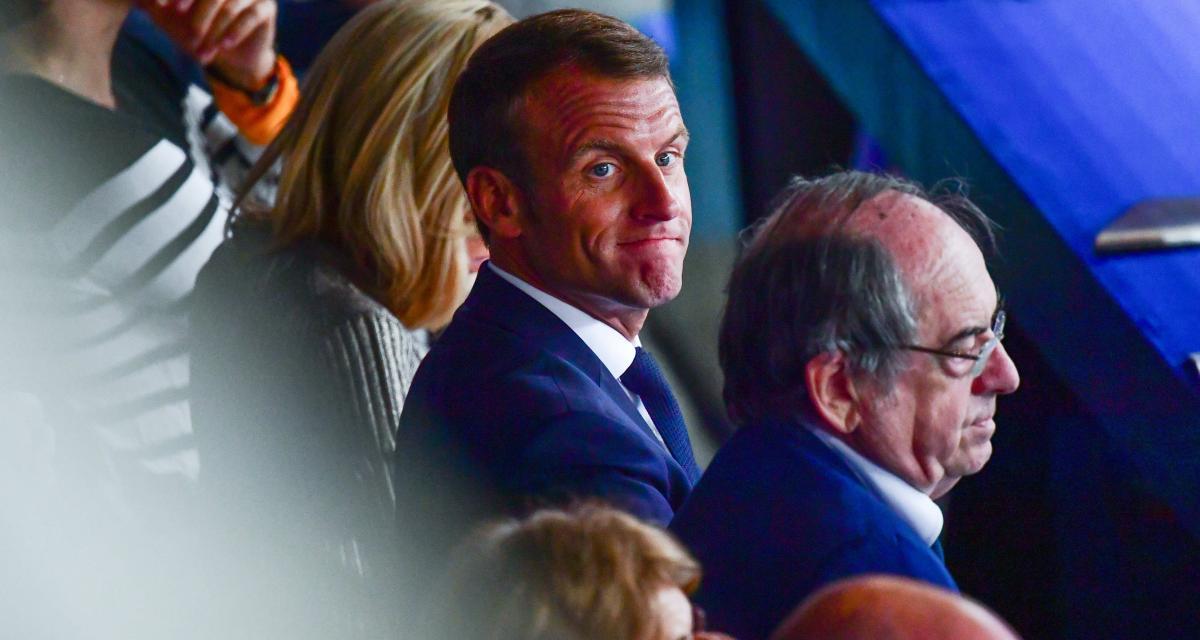 PSG, OM, ASSE, OL, FC Nantes, Stade Rennais : Macron se bouge enfin pour sauver le foot français