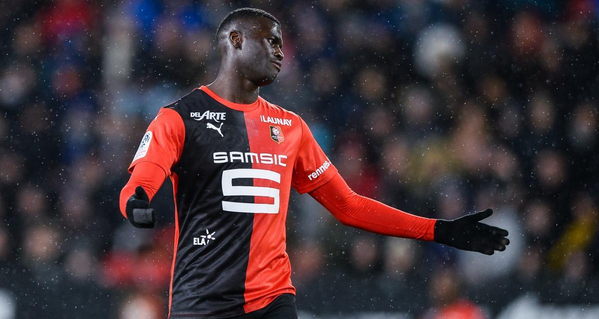 Stade Rennais, ASSE - Mercato : le dossier M'Baye Niang relancé par Camavinga ?