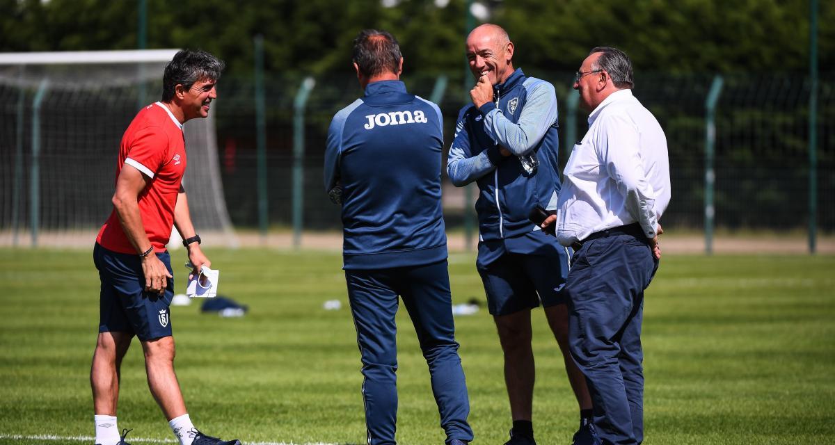 Stade de Reims: malgré les débuts ratés, Guion n'a jamais été menacé