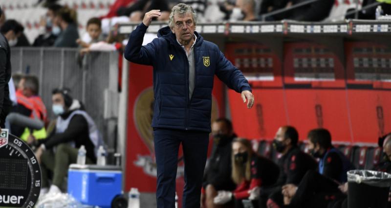 FC Nantes : une tentative de cambriolage à la Jonelière !