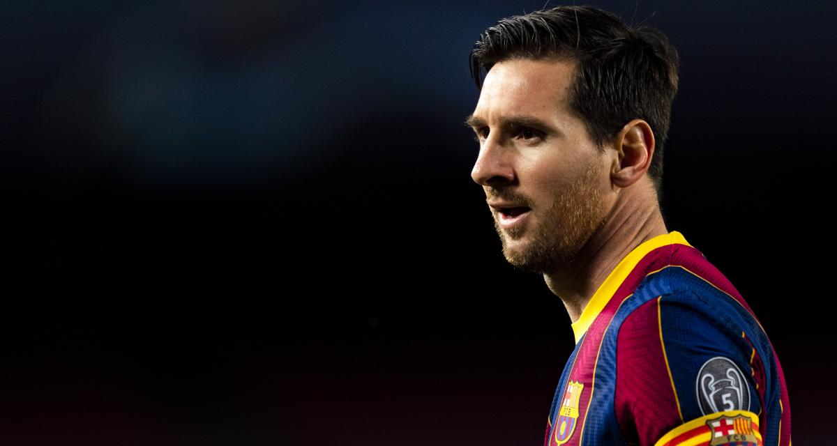 FC Barcelone - Mercato : un nom très merengue veut convaincre Messi de rester