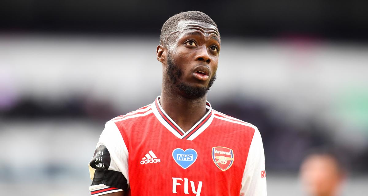 LOSC, ASSE - Mercato : Pepe victime du même sort que Saliba à Arsenal?