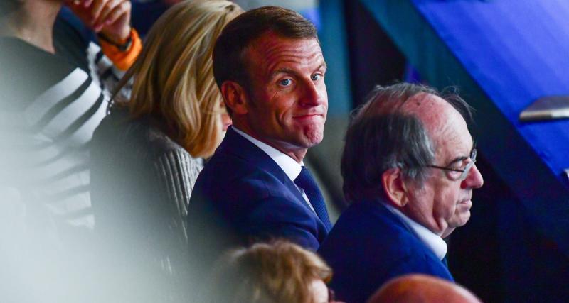 PSG, OM, ASSE, OL, FC Nantes, Stade Rennais : Macron lâche une bombe sur Mediapro