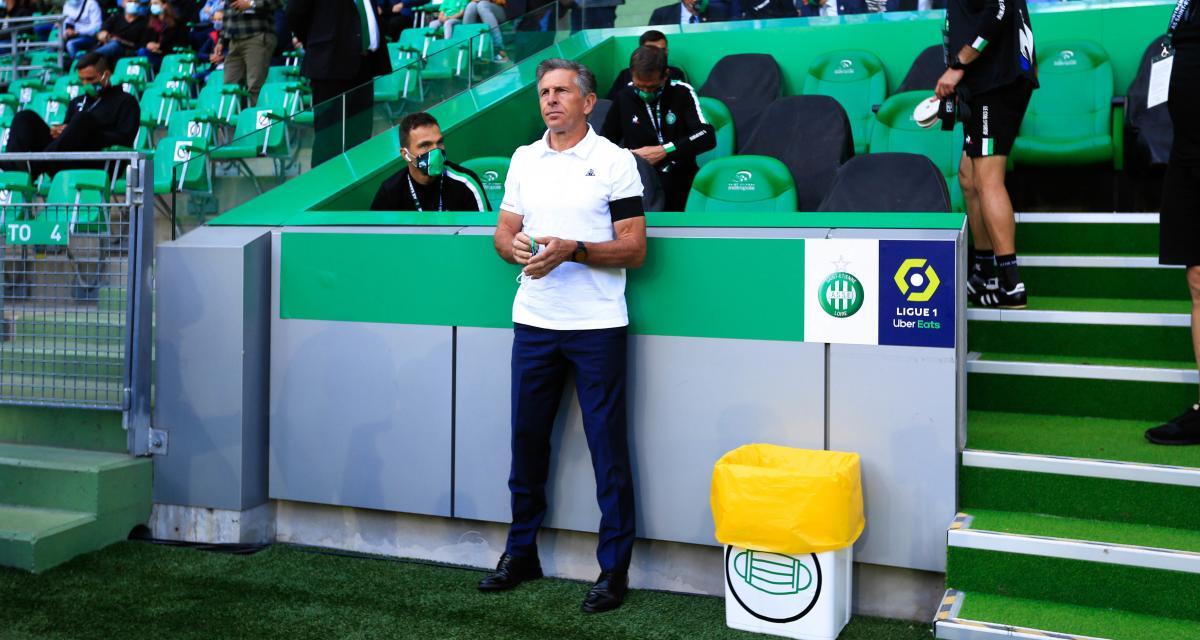 ASSE : Puel reçoit un nouveau signe très encourageant pour Brest