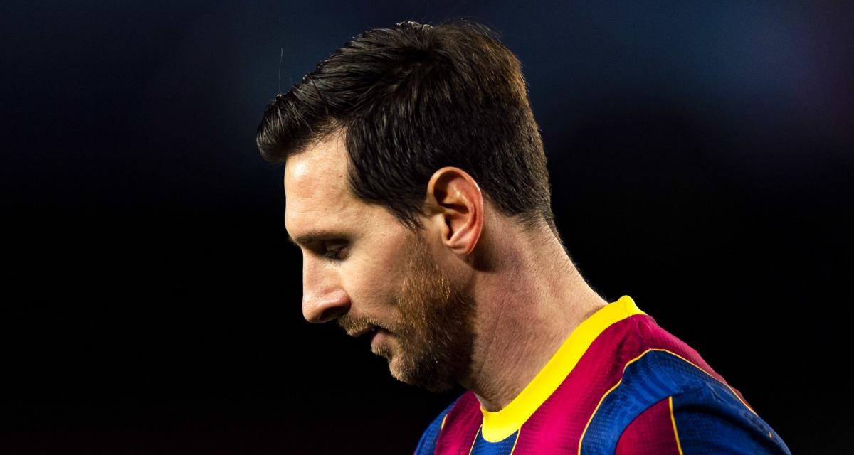 FC Barcelone : coup dur confirmé pour Lionel Messi