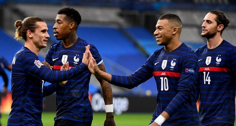 Equipe de France : les Bleus connaissent leurs adversaires du Final 4 de la Ligue des Nations !