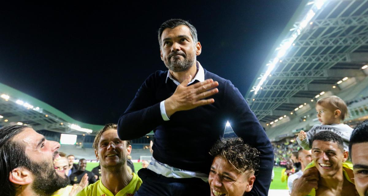 FC Nantes : l'anecdote croustillante de Gillet sur Conceiçao