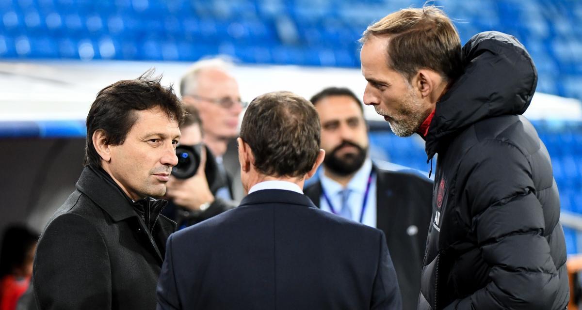 PSG : Tuchel envoie un message fort à Leonardo