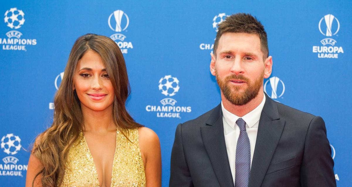 FC Barcelone : la méthode agréable d'Antonella Roccuzzo pour oublier les problèmes de Lionel Messi
