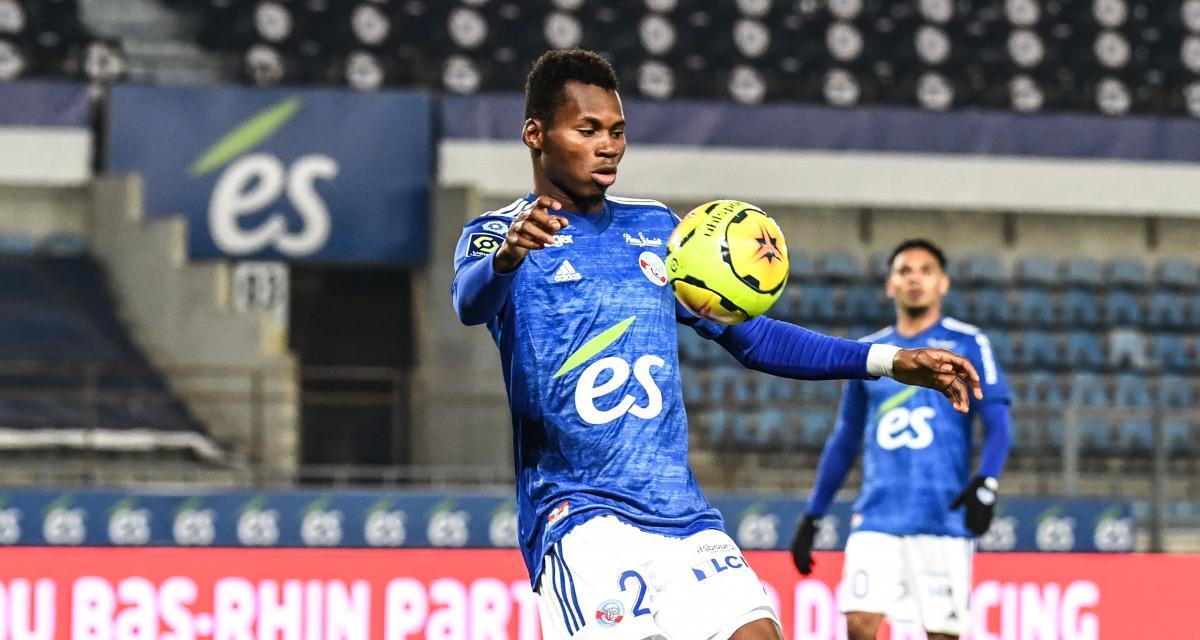RC Strasbourg : Habib Diallo a pris confiance grâce à un crack de Liverpool