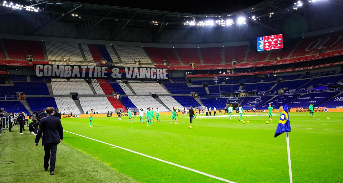 PSG, OM, OL, ASSE, FC Nantes, RC Lens, Stade Rennais: Macron va abolir les jauges de spectateurs!