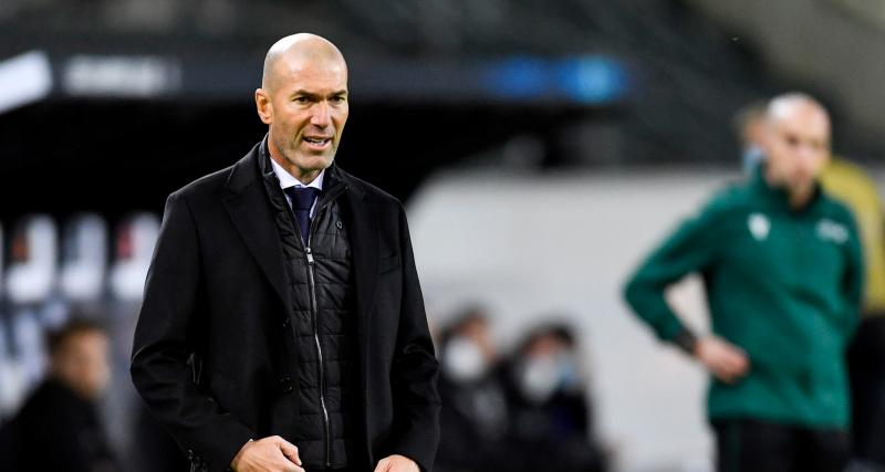 Real Madrid: le coronavirus perturbe encore les Merengue et Zinédine Zidane!