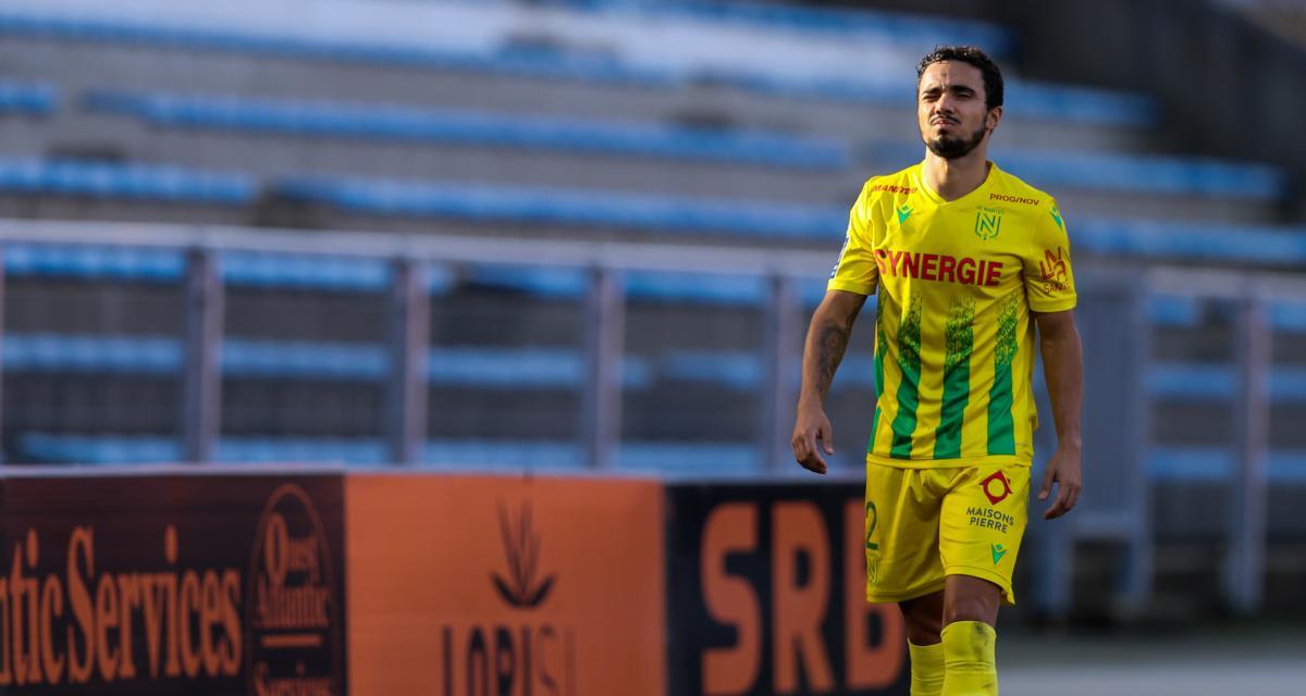 FC Nantes: Fabio est bien revenu de l'enfer avec les Canaris