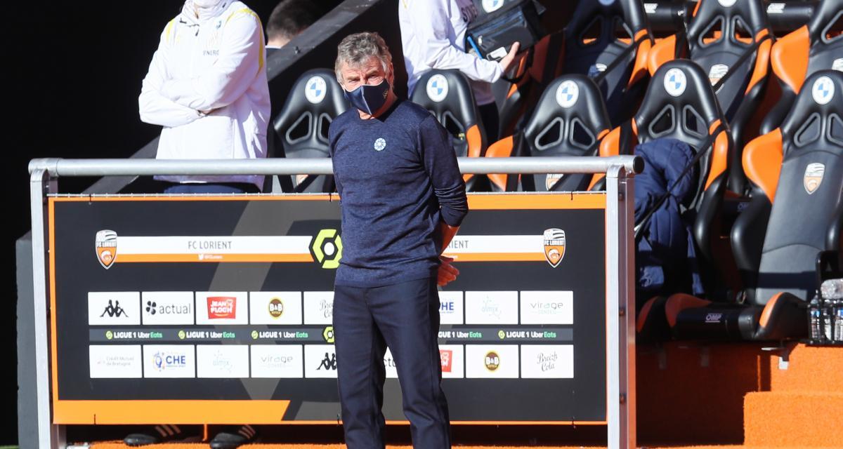 FC Nantes: Gourcuff dévoile une longue liste d'absents et se plaint du calendrier