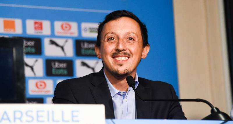 OM: l'avenir de Villas-Boas, Mercato, la vente du club, Gignac... Longoria se confie