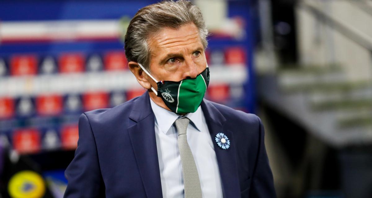 ASSE – Stade Brestois: Claude Puel valide trois retours importants... dont Boudebouz!