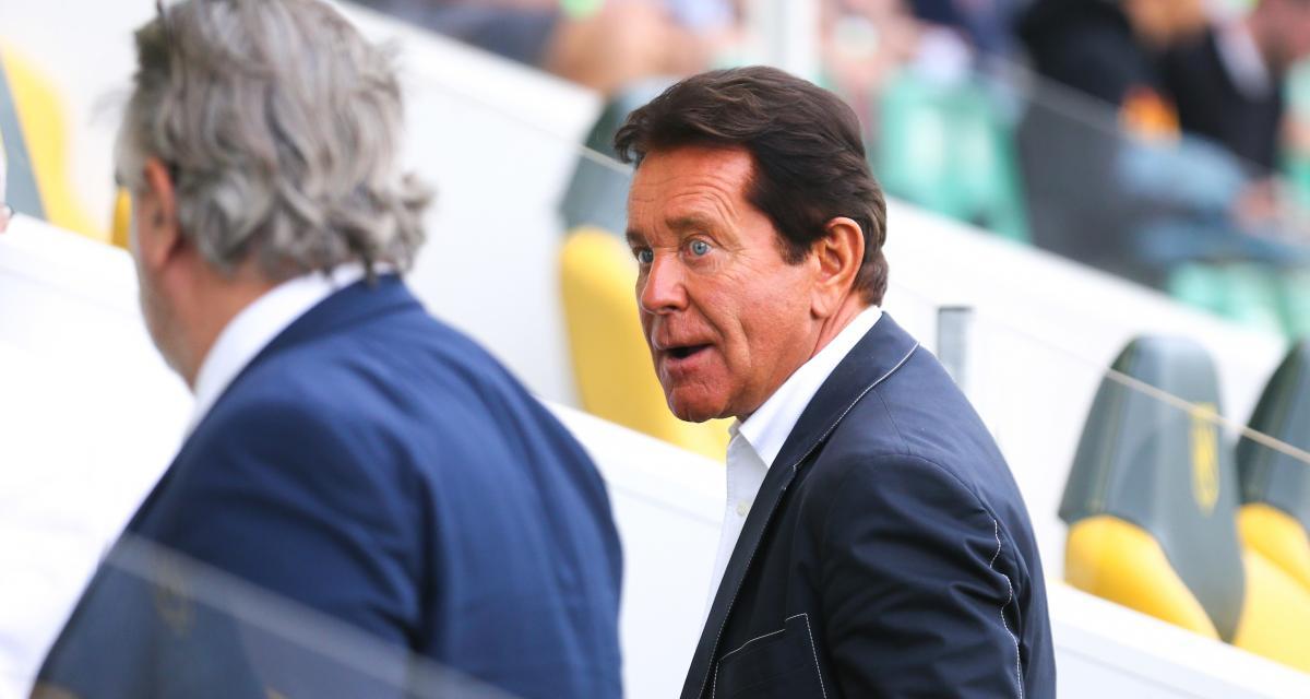 FC Nantes: Waldemar Kita s'estime lésé par rapport aux dirigeants du PSG!