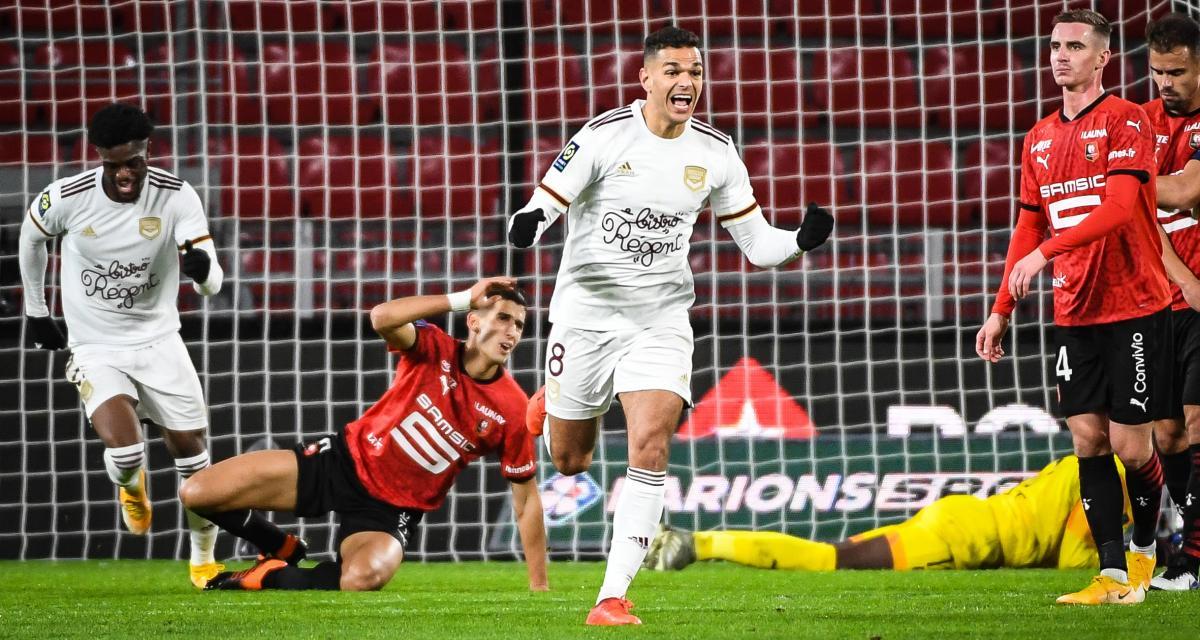 Stade Rennais – Girondins (0-1): Ben Arfa en héros, Niang relancé …Les 4 enseignements du match