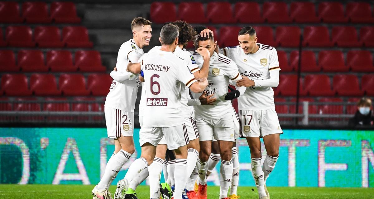 Stade Rennais – Girondins (0-1): le cliché de la reconciliation entre Ben Arfa et Otavio