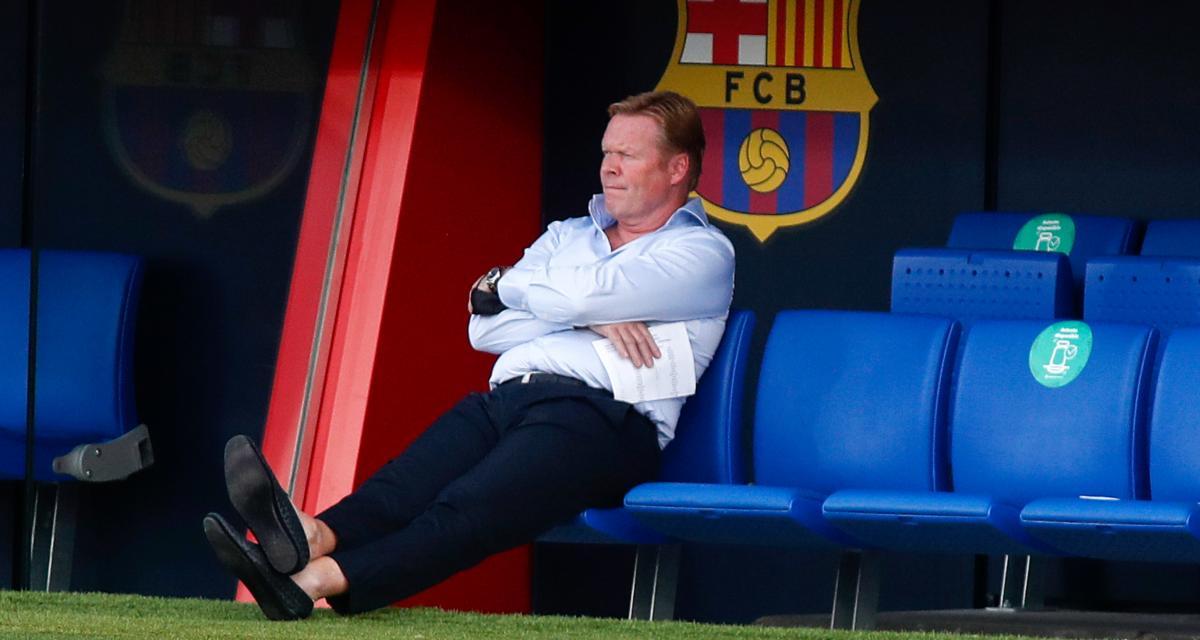 FC Barcelone : Koeman a un autre chouchou que Messi dans le vestiaire