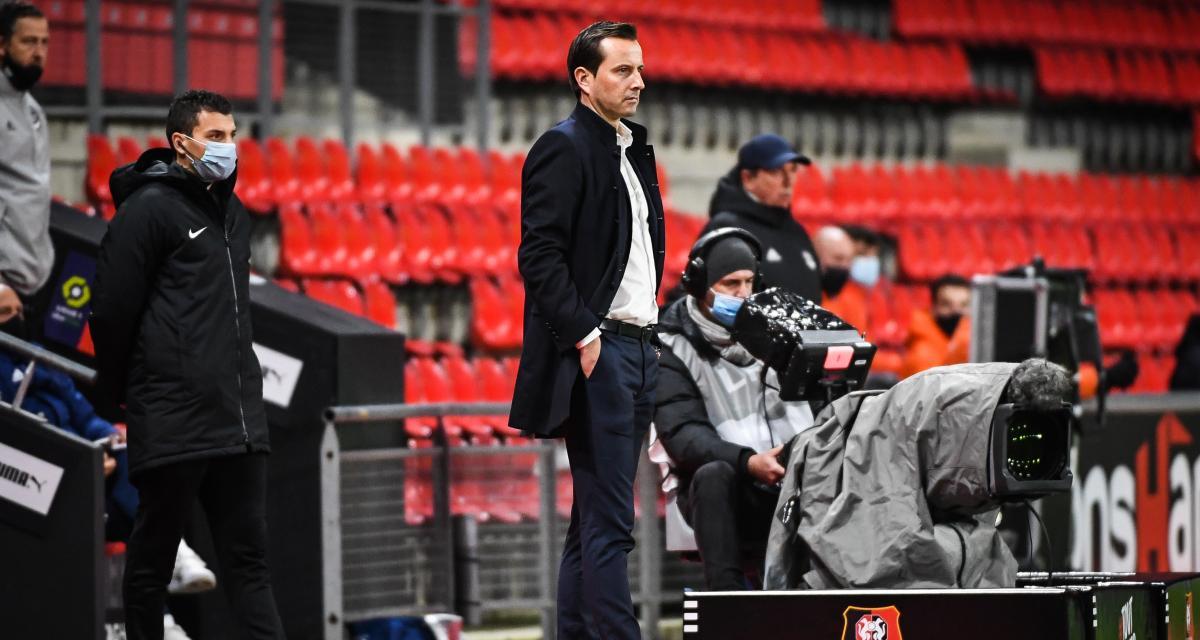 Stade Rennais – Girondins (0-1): Stéphan est inquiet, Gasset espère un «acte fondateur»