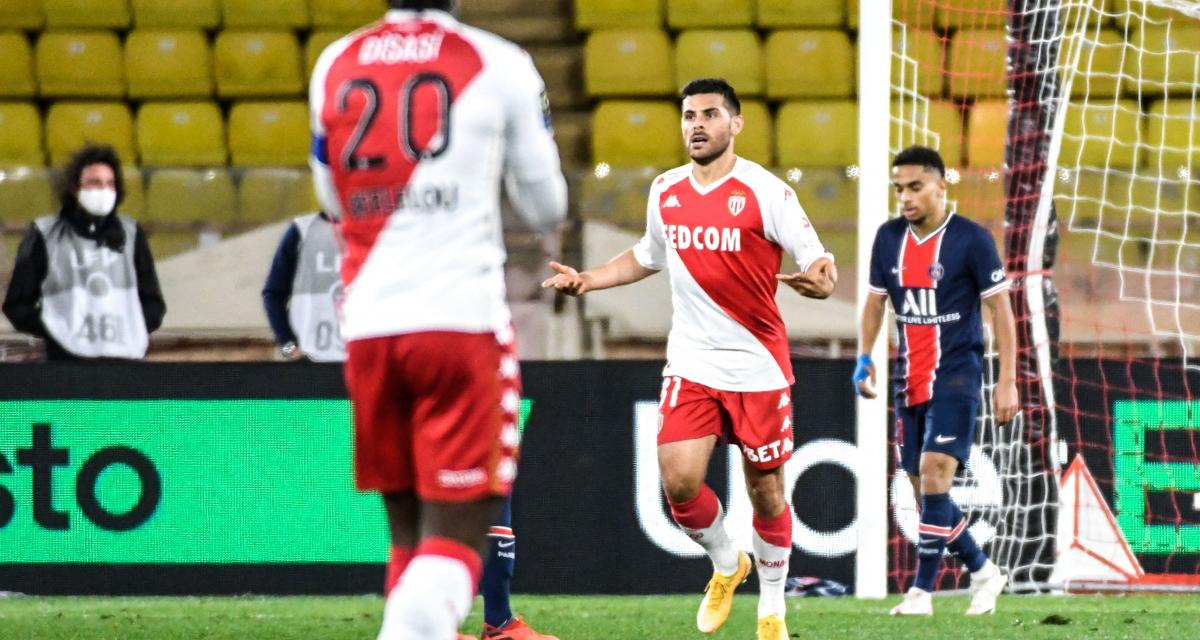 AS Monaco – PSG (3-2): Paris retourné, de gros doutes avant Leipzig?