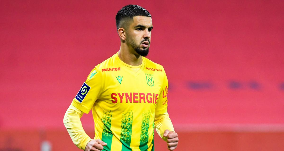 FC Nantes : son idole, son attachement au n°26, son premier but en pro, Imran Louza se confie!