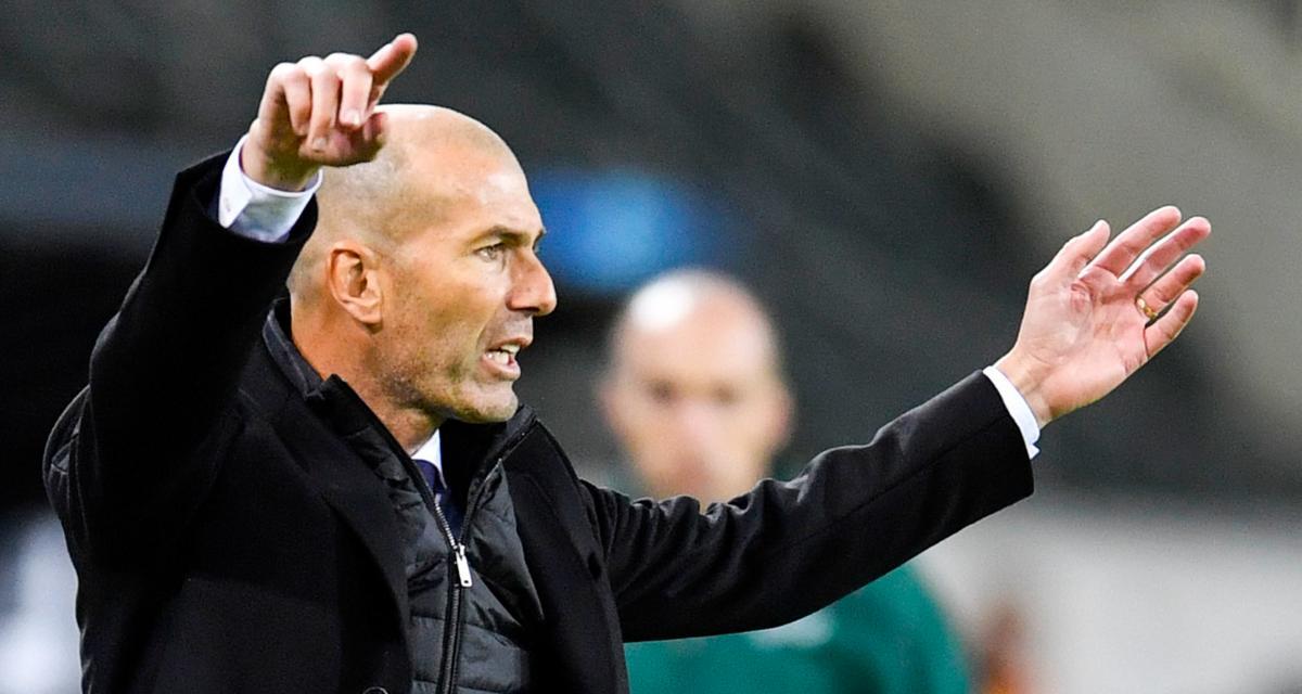 Real Madrid - Mercato : en cas d'échec Mbappé, Zidane a trouvé son second choix