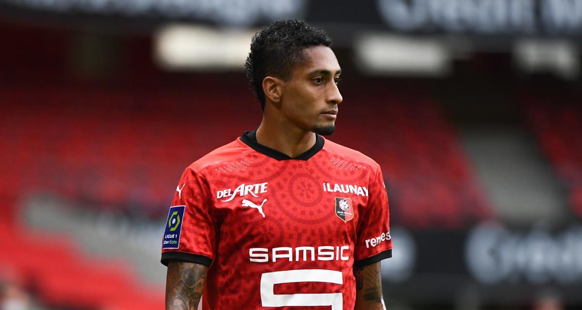 Stade Rennais - Mercato : le départ de Raphinha a plombé une recrue estampillée Florian Maurice !