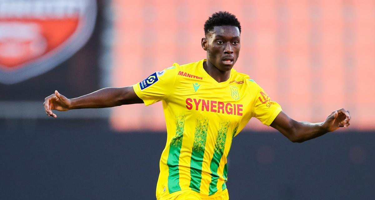 FC Nantes : le cas Randal Kolo Muani soulève un problème entre la Jonelière et les pros