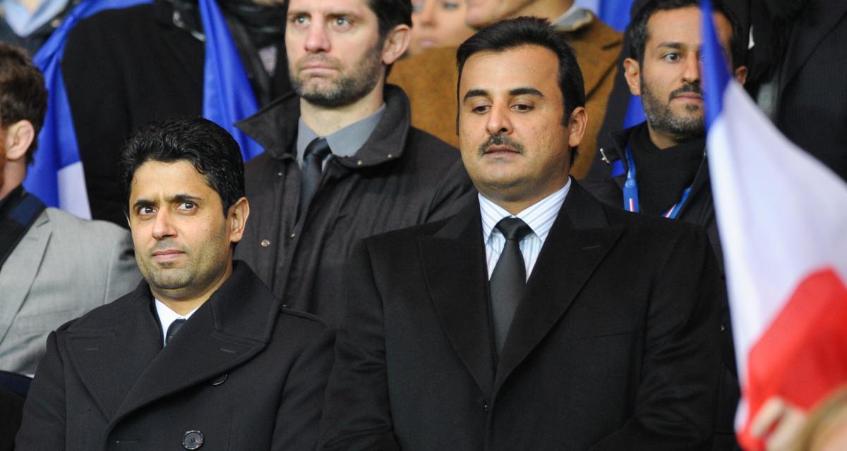 PSG : le pire ennemi du Qatar a pris pied dans la capitale