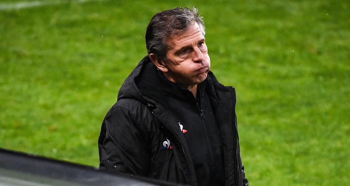 Résultat Ligue 1 : SB29 4-1 ASSE (mi-temps)