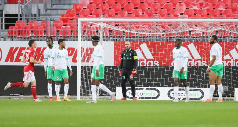 Résultat Ligue 1 : SB29 4-1 ASSE (terminé)