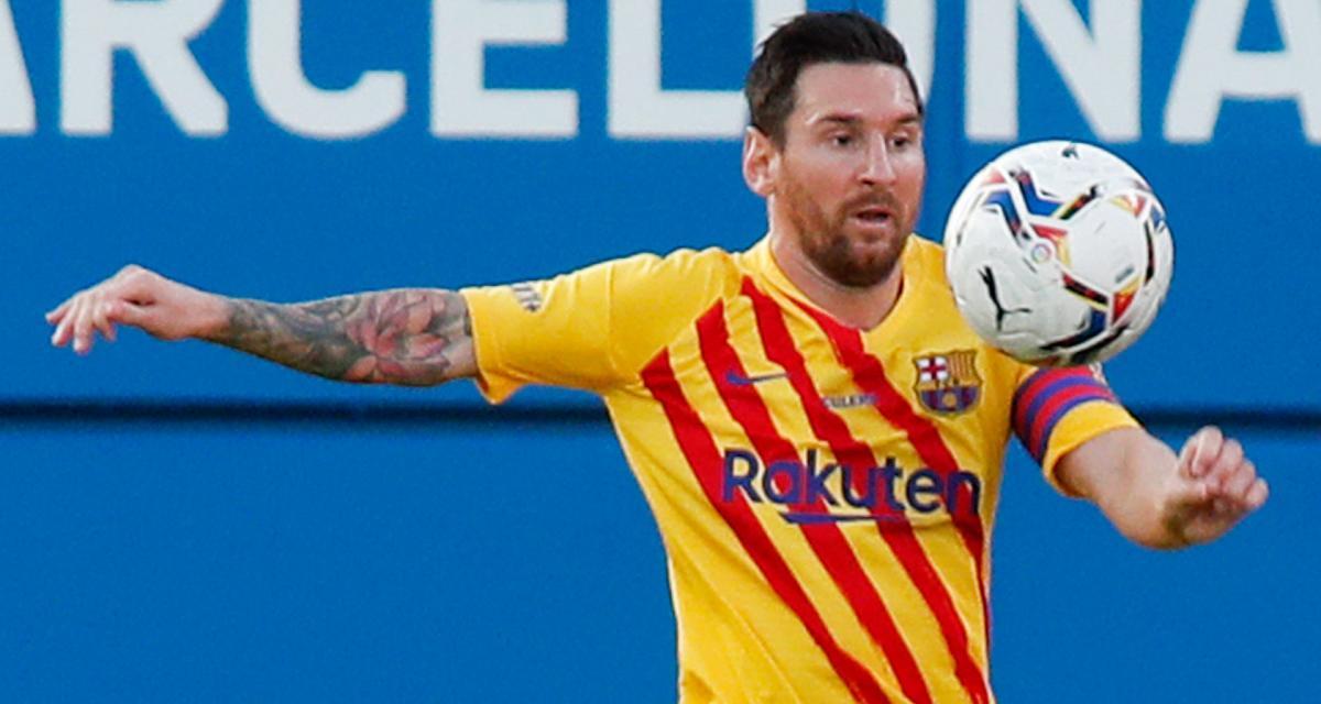 Résultat Liga : Atlético 1-0 FC Barcelone (mi-temps)