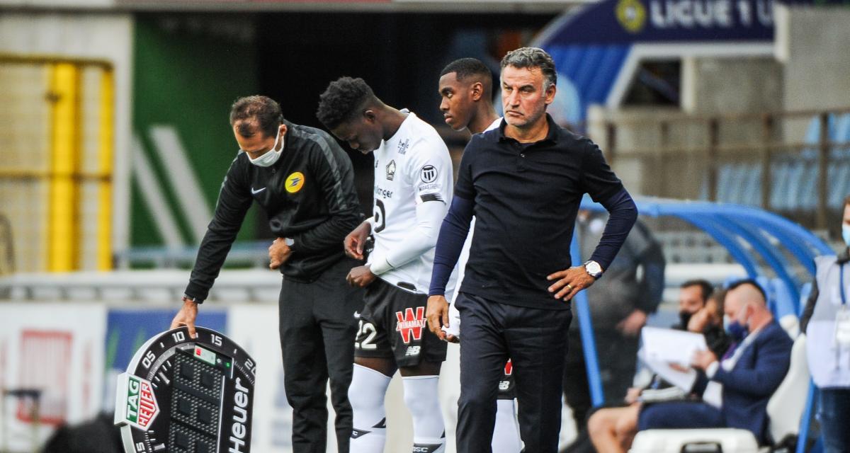 Ligue 1: LOSC – FC Lorient, les compos probables